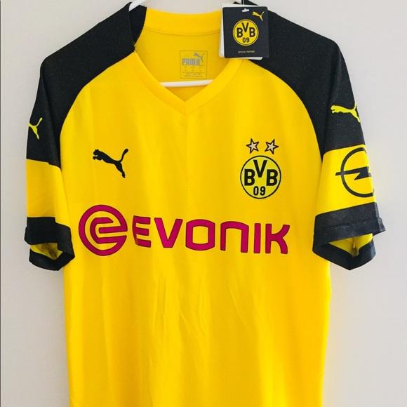 cheaper cb543 ab970 Pulisic Dortmund Jersey NWT